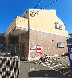 福岡県福岡市早良区南庄6丁目の賃貸アパートの外観