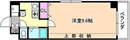 Mプラザ津田駅前十一番館[2階]の間取り
