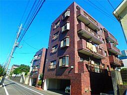 東京都多摩市永山2丁目の賃貸マンションの外観
