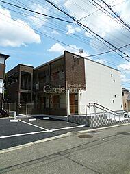 クレイノテラスハウス[1階]の外観