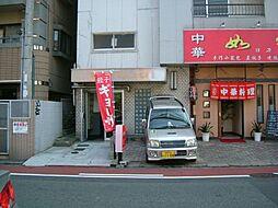 平尾山荘マンション[601号室]の外観