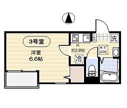 仮称)江東区大島8丁目計画[1階]の間取り