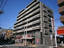 島崎ビル[3階]の外観