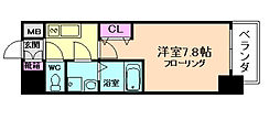 サムティ福島PORTA[2階]の間取り