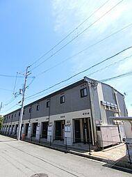 南海加太線 八幡前駅 徒歩13分の賃貸アパート
