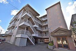 大阪府松原市高見の里3丁目の賃貸マンションの外観