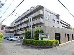 神奈川県大和市中央林間1丁目の賃貸マンションの外観