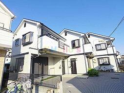 [テラスハウス] 東京都日野市三沢 の賃貸【/】の外観