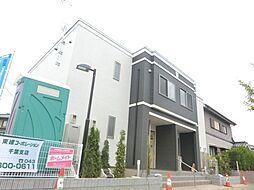 千葉県市原市根田2丁目の賃貸アパートの外観