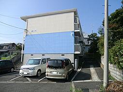 大地原ハイツIII[2階]の外観