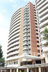 河田町コンフォガーデン2号棟[7階]の外観