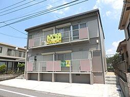 千葉県千葉市中央区南町1丁目の賃貸アパートの外観