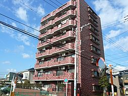 神奈川県平塚市中原2丁目の賃貸マンションの外観