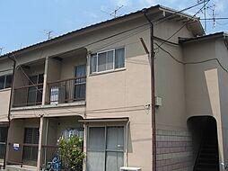 石橋アパート[105号室]の外観