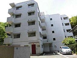 コーシン桜坂マンション[201号室]の外観