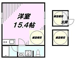 JR中央線 豊田駅 徒歩8分