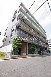 神奈川県横浜市港北区高田東4丁目の賃貸マンションの外観