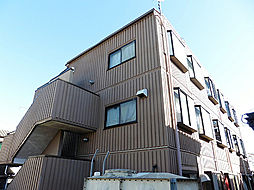 新堀マンション[3階]の外観