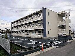 エムフラッツ新里[3階]の外観