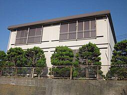 神奈川県横浜市磯子区栗木1丁目の賃貸アパートの外観