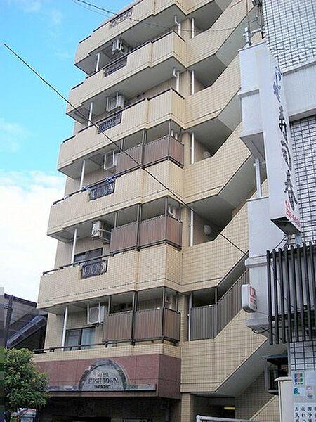 東京都大田区大森中2丁目の賃貸マンション