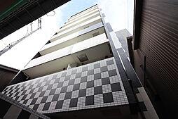 大阪府大阪市城東区今福西1丁目の賃貸マンションの外観