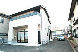 福島県郡山市虎丸町の賃貸アパートの外観