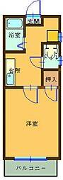 ヒルサイドフォーラムI[4階]の間取り