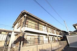 千葉県市川市妙典1丁目の賃貸アパートの外観