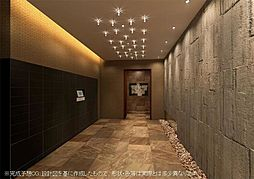 パークキューブ西新宿[3階]の外観