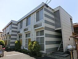 千葉県千葉市中央区浜野町の賃貸アパートの外観