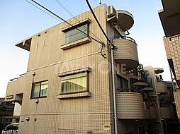 サンシティ稲田堤第5[3階]の外観