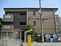 アサヒマンション[3階]の外観