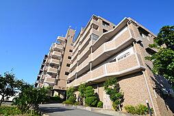 大阪府羽曳野市島泉9丁目の賃貸マンションの外観