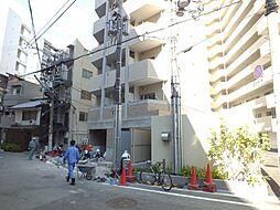 大阪府大阪市北区中崎2丁目の賃貸マンションの外観