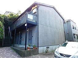 ガーデンコート仲宿II[201号室]の外観