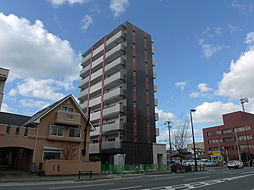 ラ・エスパシオ箱崎[602号室]の外観