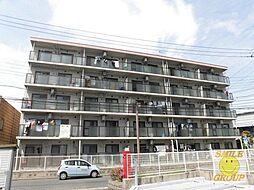 ニューピュア一之江[3階]の外観
