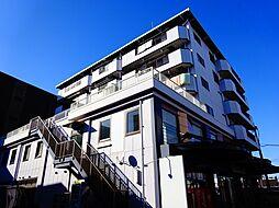 茨城県結城市大字結城の賃貸マンションの外観