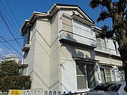 コーポ駒沢[103号室]の外観