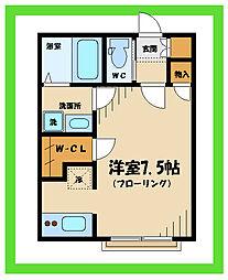 中河原駅 7.5万円