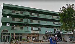神奈川県横浜市青葉区桂台2丁目の賃貸マンションの外観