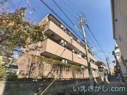 兵庫県神戸市中央区大日通6丁目の賃貸アパートの外観