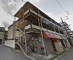 第2三国ヶ丘コーポ[4階]の外観
