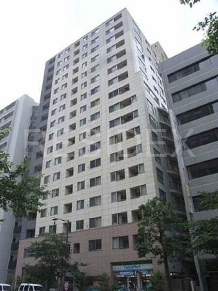 ブロードシティ東京[4階]の外観