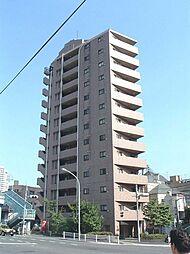 日神パレステージ市ヶ谷富久町[4階]の外観