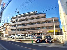 埼玉県朝霞市膝折町1丁目の賃貸マンションの外観
