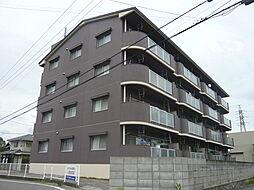 ガーデンヒルズ藍住II[3階]の外観