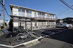 西武多摩川線 多磨駅 徒歩5分の賃貸アパート