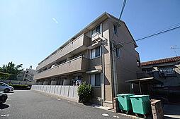 シャトレ清風[1階]の外観